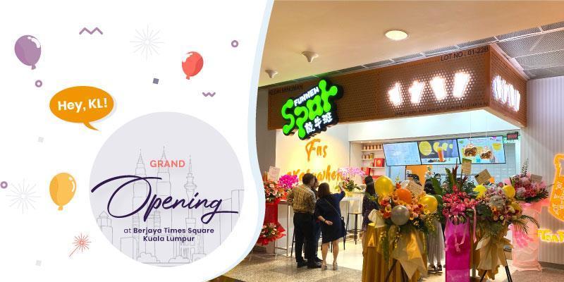 Grand Opening in Malaysia